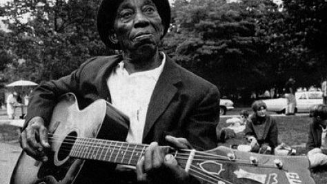 Blues: Mississippi John Hurt at Ash Grove