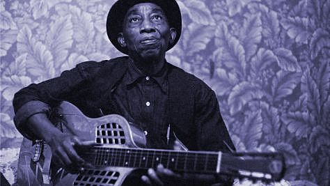 Blues: Mississippi John Hurt at Ash Grove, '64