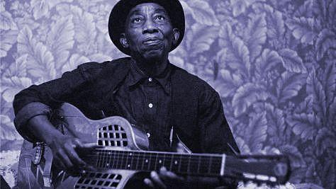 Blues: Mississippi John Hurt at Ash Grove, '64