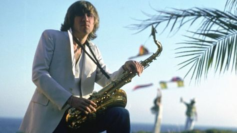 John Klemmer's Smooth Sax