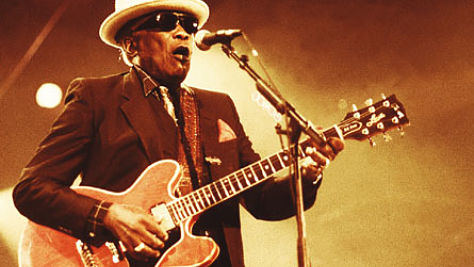 Blues: Video: John Lee Hooker's Deep Blue Moan