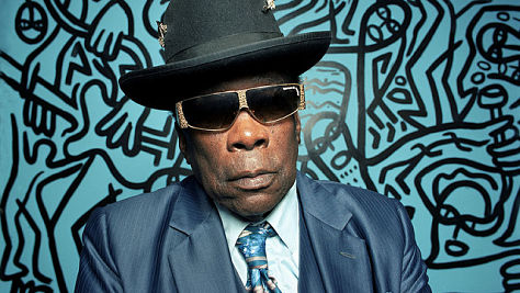 Blues: Video: John Lee Hooker at Newport '91