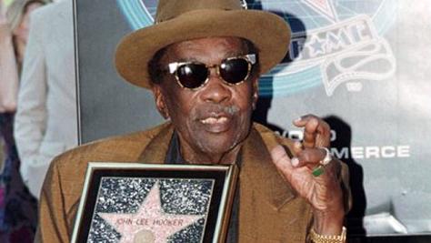 Blues: John Lee Hooker's Star