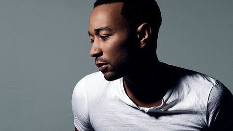 John Legend at the Philly Art Museum, '08