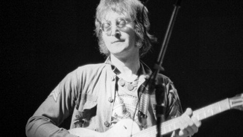 John Lennon at MSG