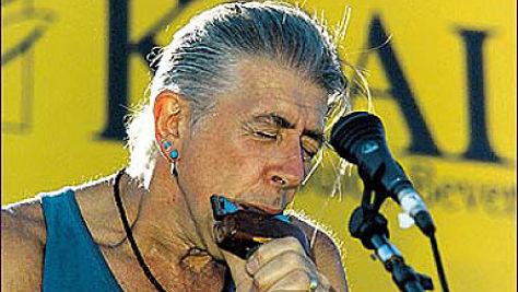 Blues: Video: John Mayall & Friends, '82