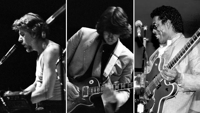 Blues: John Mayall, Mick Taylor, and Buddy Guy!