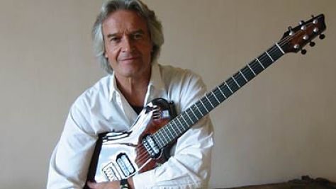 John McLaughlin's Six-String Sizzle