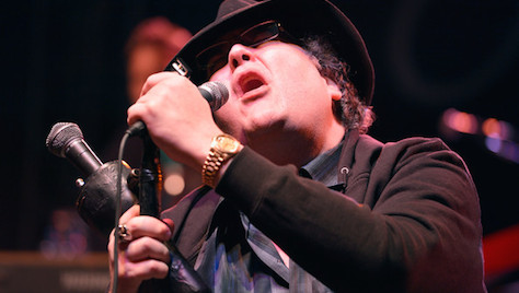 John Popper's Blazing Blues Harp