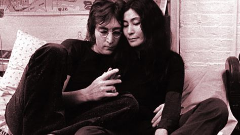 Rock: John & Yoko Give Peace a Chance