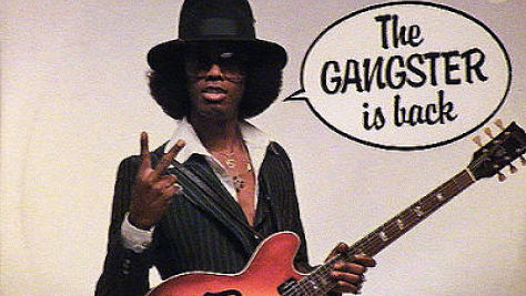 Johnny 'Guitar' Watson at Tramps, '95