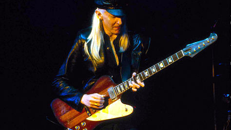 Blues: A Johnny Winter Playlist