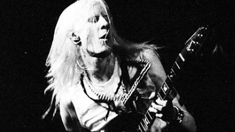 Johnny Winter's Blues-Rock Riffage