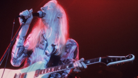 Vault History: Johnny Winter in NYC