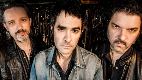 Jon Spencer Blues Explosion in the Studio