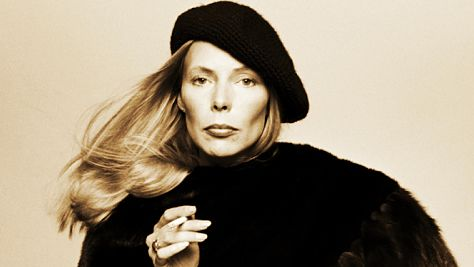 Folk & Bluegrass: Happy Birthday, Joni Mitchell!