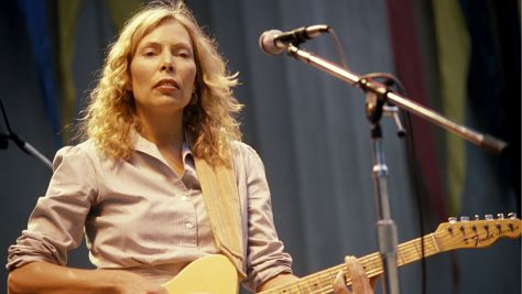 Folk & Bluegrass: Video: Joni Mitchell at Giants Stadium, '86