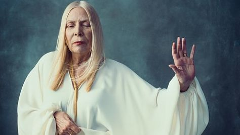 Folk & Bluegrass: The Majesty of Joni Mitchell