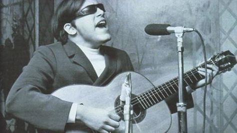 Folk & Bluegrass: Jose Feliciano at Ash Grove, 1964