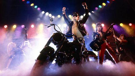 Judas Priest at the Mudd Club, '79