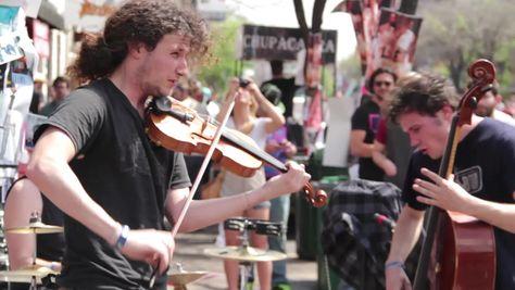 Indie: Judgement Day: String Metal