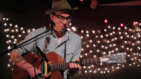 Video: Justin Townes Earle in Iowa, 2010