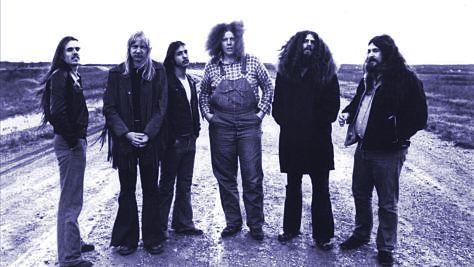 Rock: Kansas' 'Point of No Return' Tour
