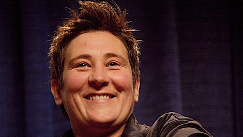 Rock: k.d. lang Hits the Great White Way
