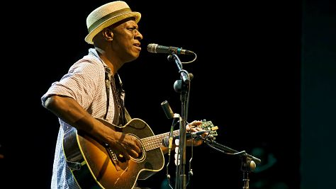 Blues: Keb' Mo' at Tramps