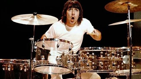A Birthday Salute to Keith Moon