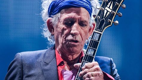 Rock: Happy Birthday, Keith Richards!