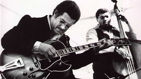 Kenny Burrell's Soulful Six-String