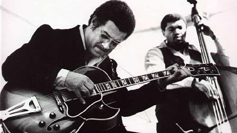 Kenny Burrell's Bluesy Swing