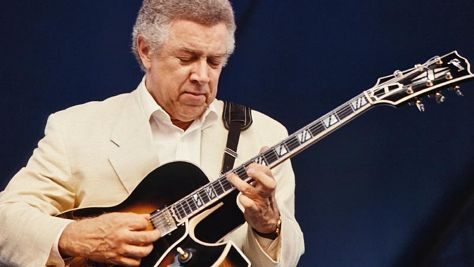 Jazz: Kenny Burrell at Great American Music Hall