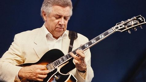 Kenny Burrell at the Apollo