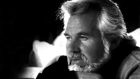 Kenny Rogers is 'The Gambler'