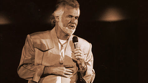 Kenny Rogers' Gift for Storytelling