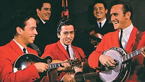 Folk & Bluegrass: The Kentucky Colonels at Ash Grove, '65