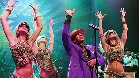 Uncut: Kid Creole & the Coconuts at Tramps