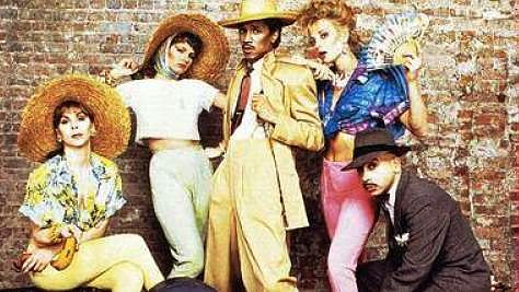 Rock: Kid Creole & The Coconuts at Tramps, '95
