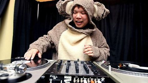 Kid Koala's Creative Cut-Ups