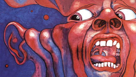 King Crimson at the Fillmore West, '69