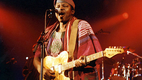 Folk & Bluegrass: King Sunny Ade's African Dance Party