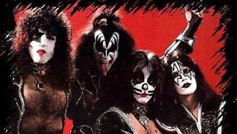 Video: Kiss in New Jersey, '76