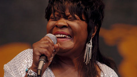 Blues: Koko Taylor's Roughhouse Holler