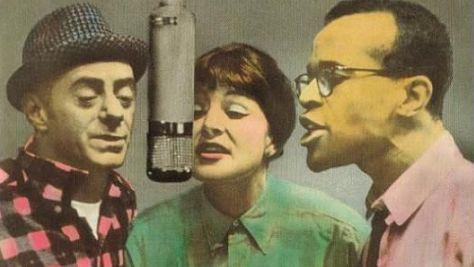 Lambert, Hendricks & Ross at Newport '60