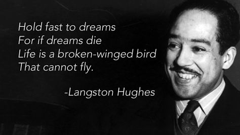 Blues: Remembering Langston Hughes
