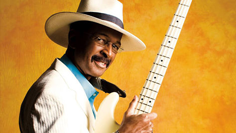Larry Graham Wants to Take You Higher