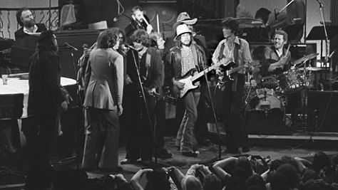 Rock: Reliving 'The Last Waltz'
