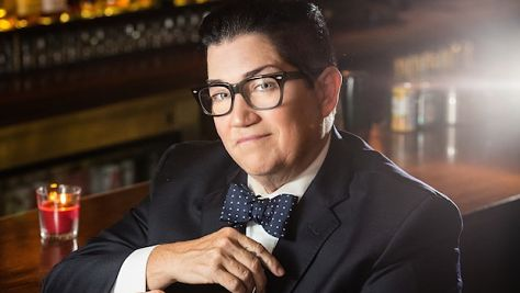 Video: Lea DeLaria at Newport, '02